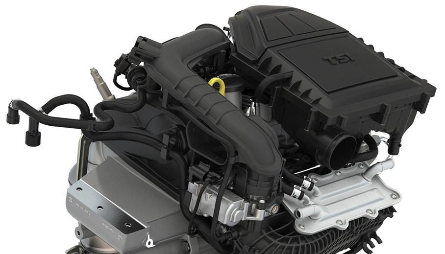 在1L以下组别,大众的直列3缸1.0T发动机以微弱优势胜出,并直接打破了福特EcoBoost 1.0T发动机在该组别的六连冠记录。