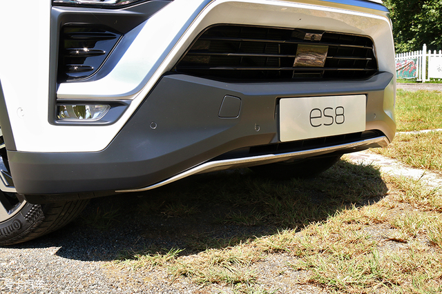 试驾ES8