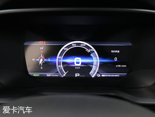 试驾广汽新能源GE3 530