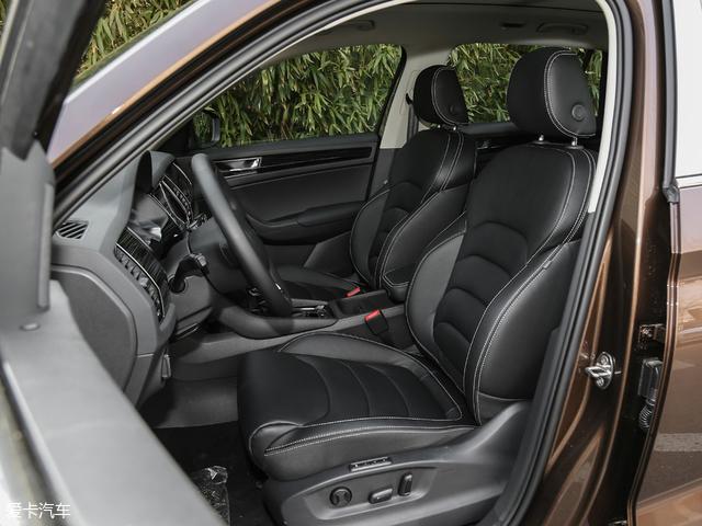 三款合资品牌中型SUV车型推荐