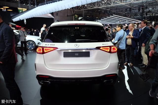 2018巴黎车展:全新奔驰GLE静态评测