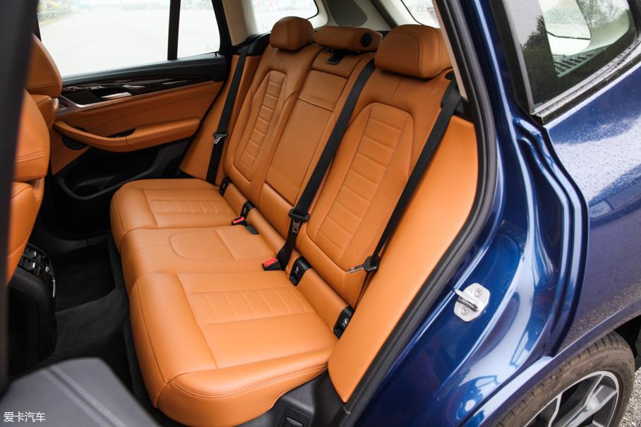BMW X3 xDrive 30i尊享型