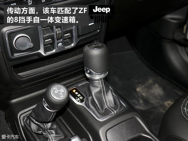 爱卡实拍Jeep牧马人