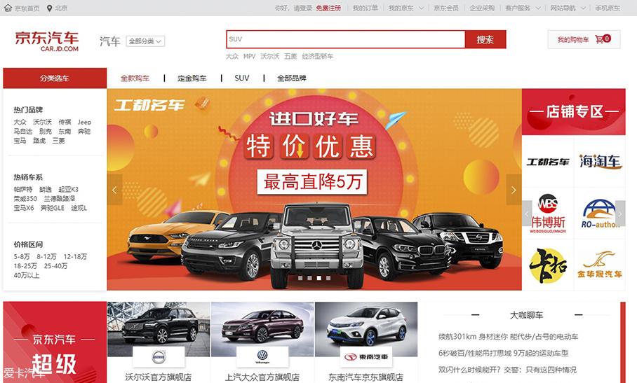 揭秘网上购车的利与弊