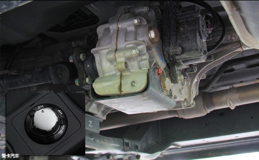 30万带后锁SUV