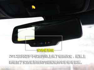 2012款3.6L 变形金刚限量版 重要细节