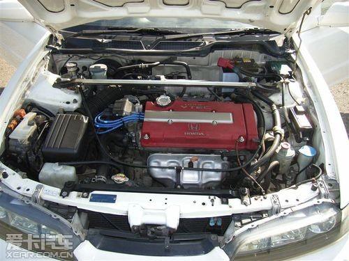 也因此被视为本田第一台市贩准赛车级发动机.图片