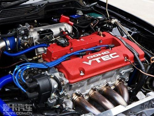 【h22a型红头发动机,本田史上唯一专用于中级车的红头发动机】