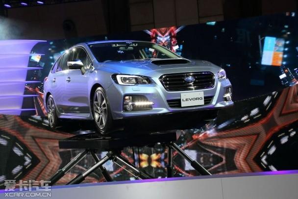 斯巴鲁最   新车   型的国内引入创造了机会.   斯巴鲁高清图片