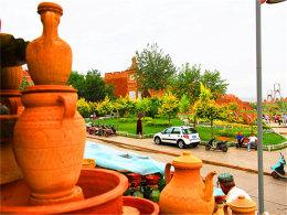 喀什噶尔古称疏勒 一座新生的千年古城