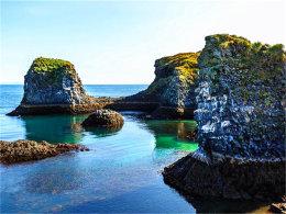 追逐着远方地平线 书写冰岛的五彩诗篇