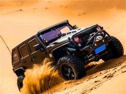挡不住勇士们的热血 穿越巴丹吉林沙漠