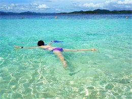 跳岛游浮潜深潜 菲律宾自由行精彩无限