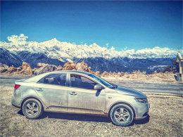 藏区八大神山之首 对卡瓦格博充满向往