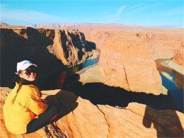 自驾穿越无人区 书写美西沙漠公路之旅