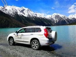 一路向西到梦中天堂 自驾哈弗H9去西藏
