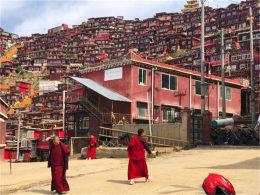 漫山遍野的红房子 纯洁心灵的修行之旅
