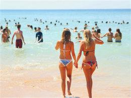 散发出青春活力 澳大利亚最美海岸之旅