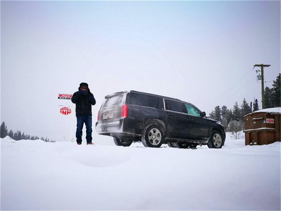 一路向北 到加拿大看一下北极和北极光