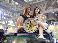 苏州GT show性感车模