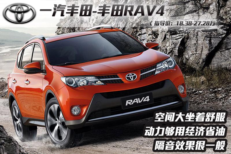 RAV4荣放 2015款-图片说车