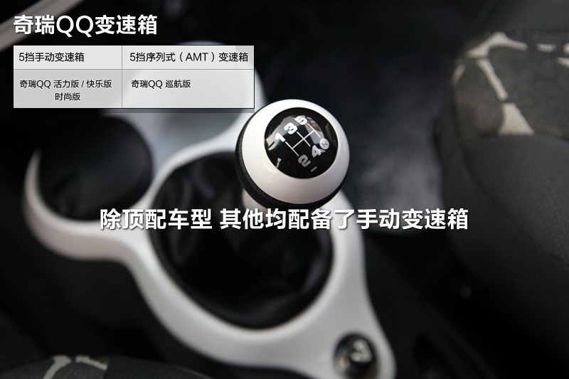 奇瑞QQ2013款变速箱 13 奇瑞 图片说车高清图片