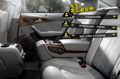 奥迪A6L2012款车身缩略图