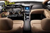 索纳塔八2013款车身缩略图