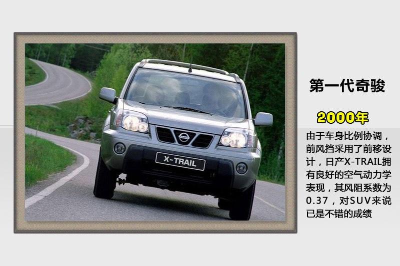 奇骏-历代车型(<em>46</em>/99)