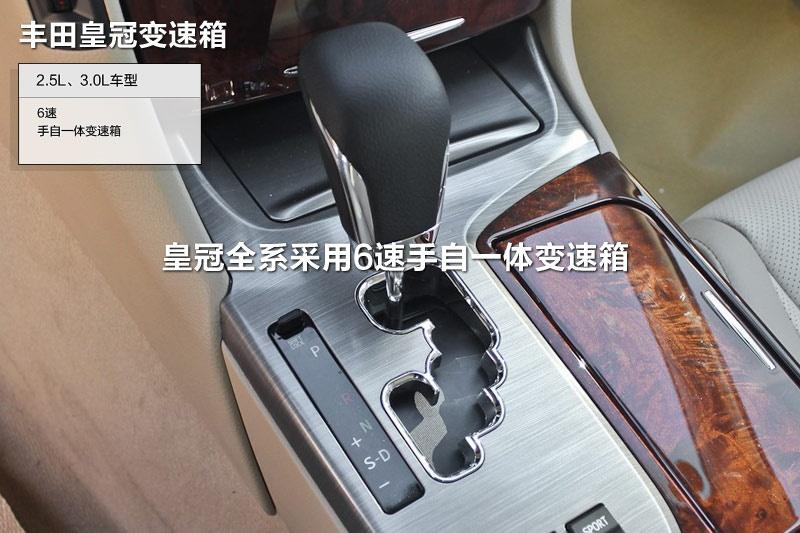 皇冠2012款-变速箱(13/182)