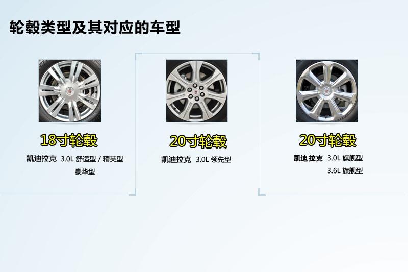凯迪拉克SRX 2013款-轮毂样式(<em>14</em>/89)