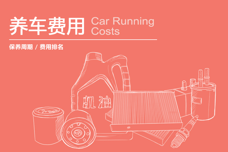 凯迪拉克SRX 2013款-养车费用(<em>35</em>/89)
