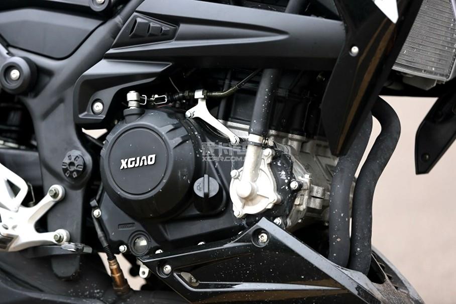 【图】新感觉250cc街车亮相-爱卡汽车图片
