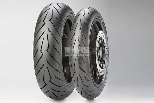 DIABLO ROSSO踏板车轮胎