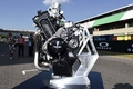 三缸发动机加入 Moto2首辆三缸赛车曝光