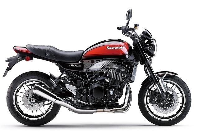 川崎Ninja 400;Z900RS;Z900RS CAFE