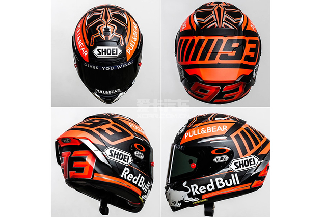 2018赛季MotoGP头盔;2018赛季MotoGP头盔罗西;2018赛季