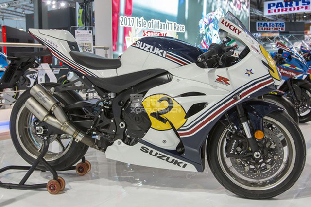 SUZUKI RG500;铃木GSX-R1000改装款;SUZUKI GSX-R1000