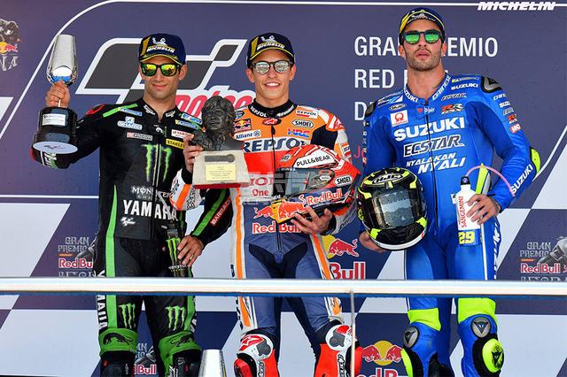 MICHELIN;米其林;MotoGP;Marc Marquez