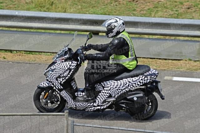 标致:标致摩托;CityStar