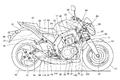 操控提升 本田为CB1000R申请新悬挂专利
