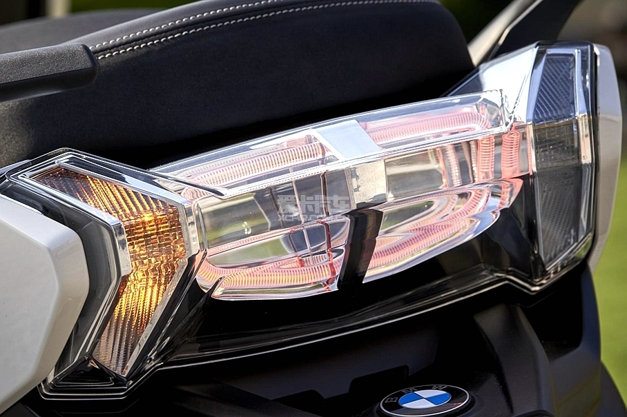 BMW;宝马;BMW C 400 GT