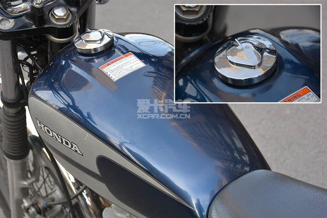 本田CB;CB400SS;本田复古车;CB400;本田CB400SS
