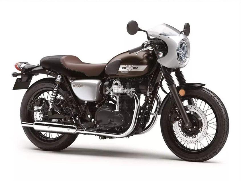 W800;川崎复古车;复古摩托车;川崎摩托