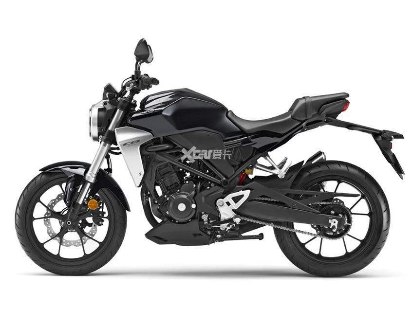 Honda;本田;本田CB300R