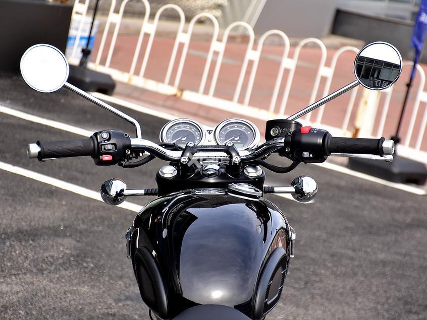凯旋摩托;Triumph;Triumph Bonneville T100