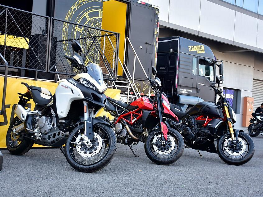 CADA摩托车体验日 厦门站