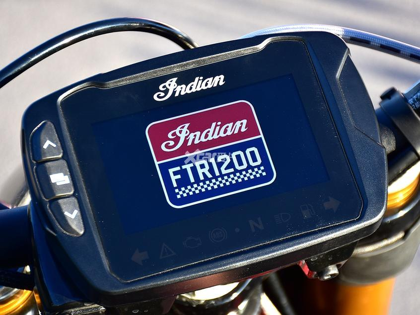 印第安;INDIAN;FTR 1200;FTR 1200 S