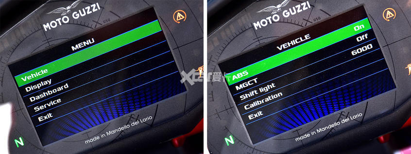 摩托古兹 MOTO GUZZI V85TT