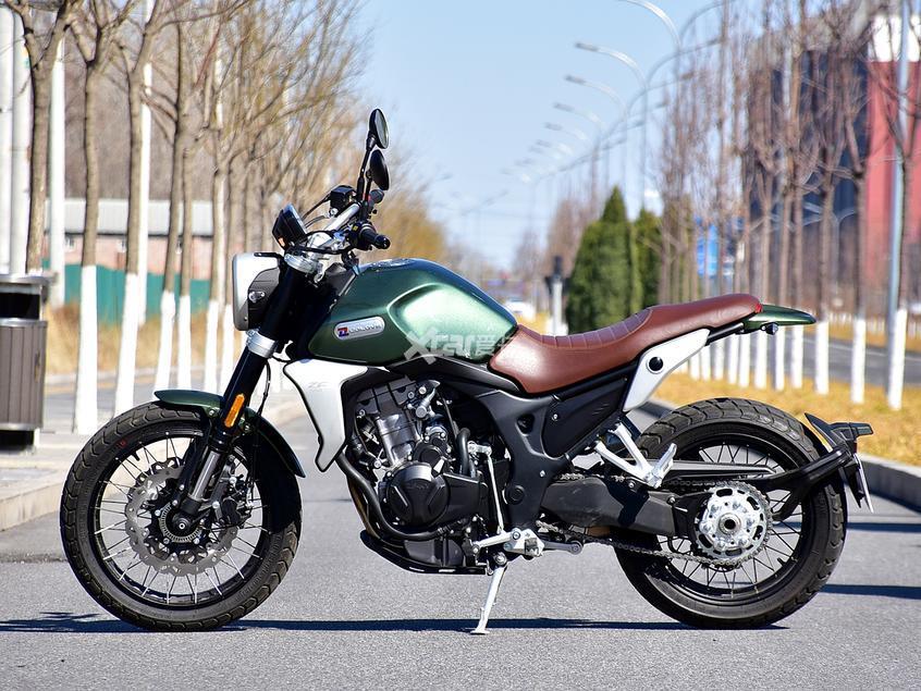 凯越;珠峰凯越;凯越500F;复古摩托车
